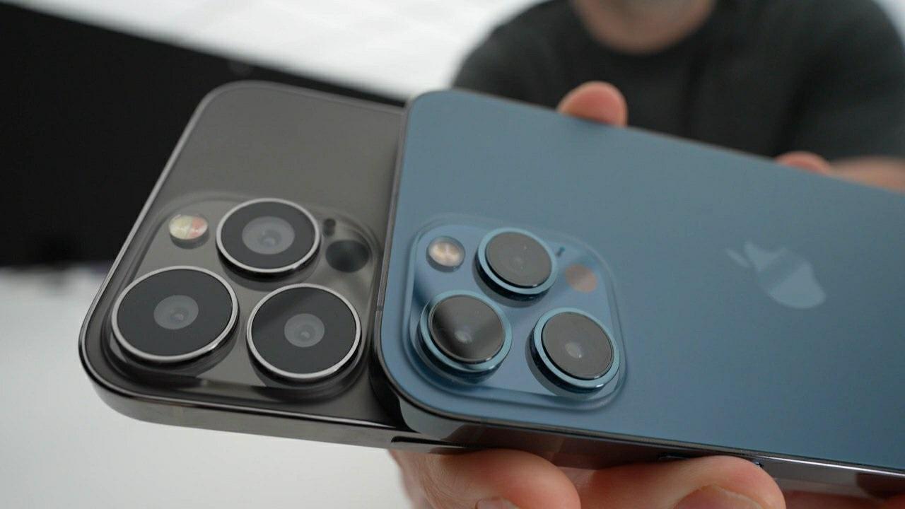 আইফোন-১৩ প্রো মডেল