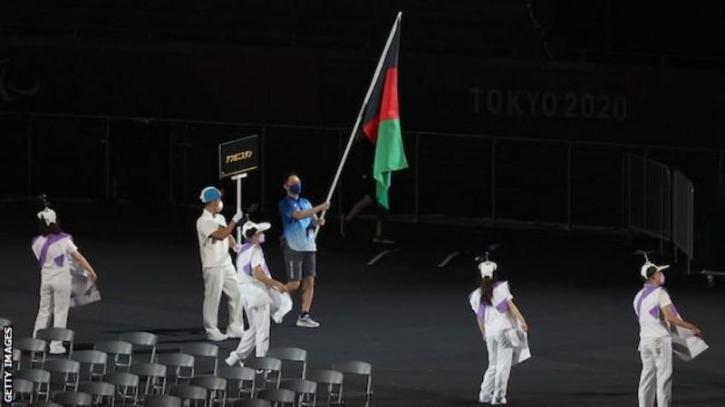 টোকিও প্যারা অলিম্পিকের শক্তিশালী উদ্বোধন