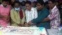 লক্ষ্মীপুরে কেক কেটে প্রধানমন্ত্রীর ৭৫তম জন্মদিন উদযাপন