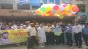 কক্সবাজারে জাতীয় নিরাপদ সড়ক দিবস পালিত