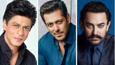 'ফরেস্ট গাম্প' হিন্দি রিমেকে একসঙ্গে দেখা যাবে তিন খানকে