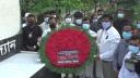জাতীয় শোক দিবসে বরিশালে জাতির পিতার প্রতি শ্রদ্ধাঞ্জলি