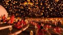 বৌদ্ধদের অন্যতম ধর্মীয় উৎসব 'প্রবারণা পূর্ণিমা' উদযাপন
