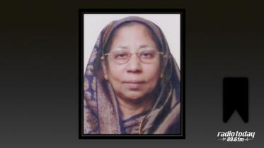 বঙ্গজ-তাল্লু গ্রুপের চেয়ারম্যান রাবিয়া খাতুনের ইন্তেকাল