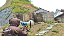 চট্টগ্রামে ভারী বর্ষণ: সরিয়ে নেয়া হয়েছে ৯০ টি পরিবারকে