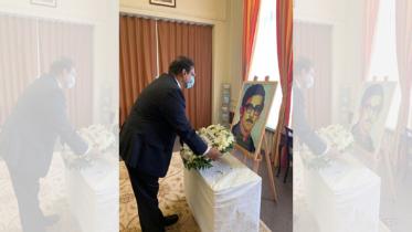 ব্রাসেলসে শেখ কামালের ৭২তম জন্মবার্ষিকী উদযাপন