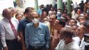 ফেনীতে হামলা ভাংচুরের ঘটনাস্থল পরিদর্শন করেছেন ভারতীয় সহকারী হাই কমিশনার অনিন্দ্য ব্যানার্জী