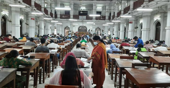 ঢাবি ভর্তি পরীক্ষা : 'ক' ও 'খ' ইউনিটের ফল চলতি সপ্তাহে
