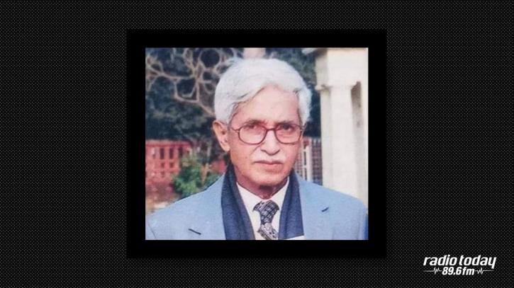 করোনায় মারা গেলেন বিশিষ্ট দার্শনিক অধ্যাপক ড. আবদুল মতীন
